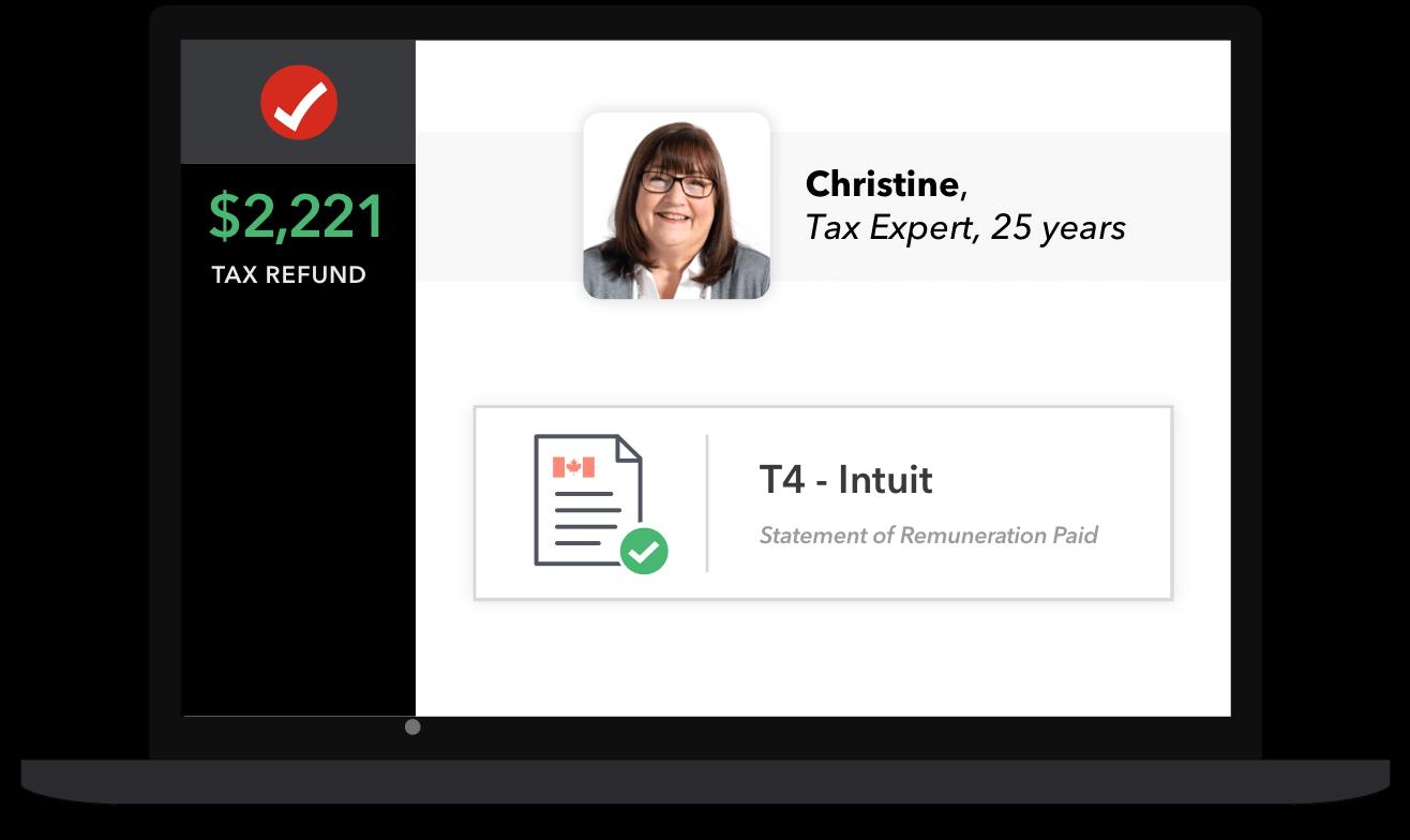 Christine, tax expert
