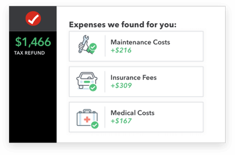Claim every expense