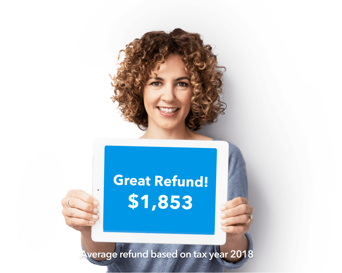 Great refund! $1,853